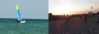 Segeln an der Ostsee