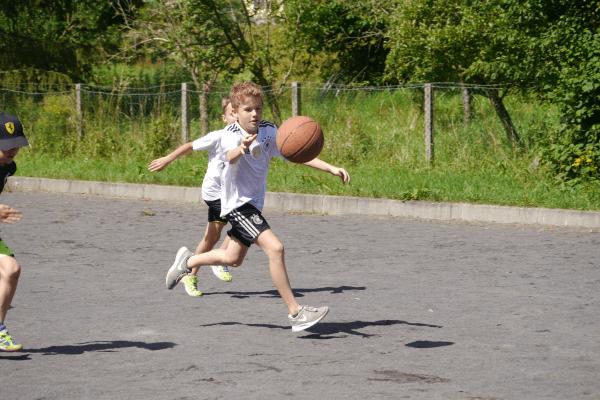 Basketballcamps für Kinder und Jugendliche