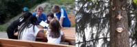 Im Camp in Wilingen