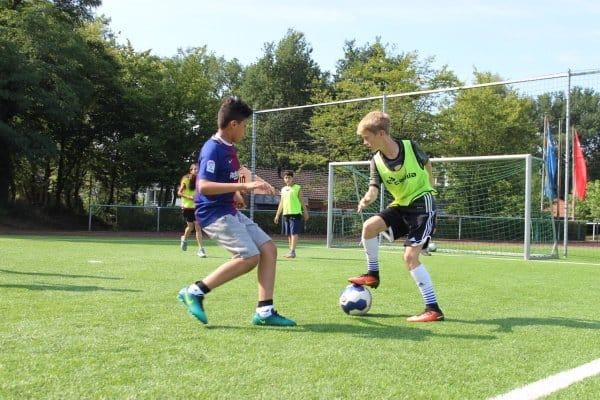 Tagescamp Fußball TPSK