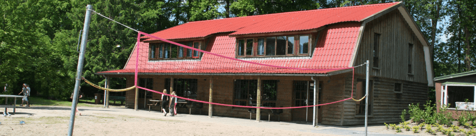 Beach-Volleyballfeld