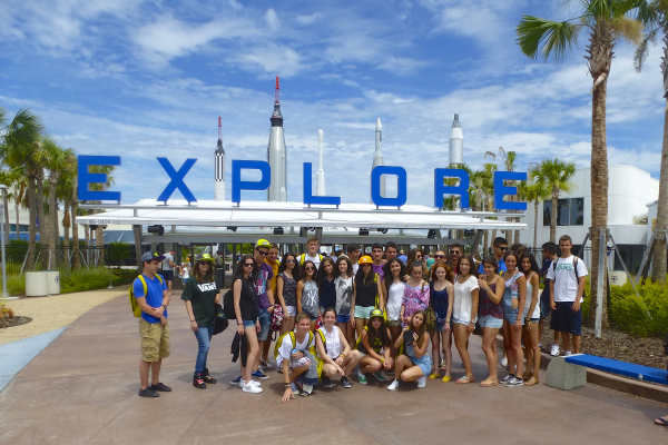 Englisch Sprachreise Florida in die USA