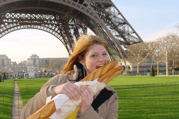 Typisch Frankreich - lerne französisch in Frankreich