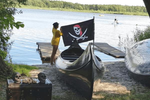 Piraten Ferienfreizeit