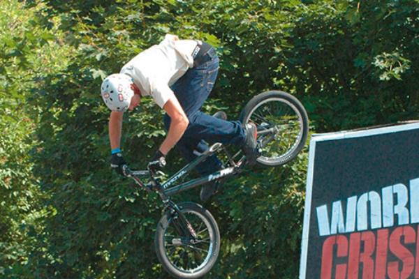 BMX Camp in Darmstadt