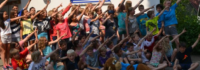 Gruppenfoto in Brohltal