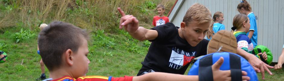 Taekwondo Spaß