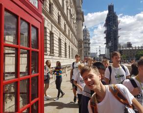 Ausflug nach London