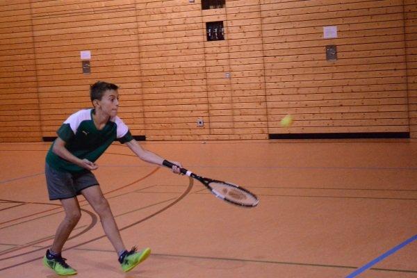 Tennis beim Multisportcamp
