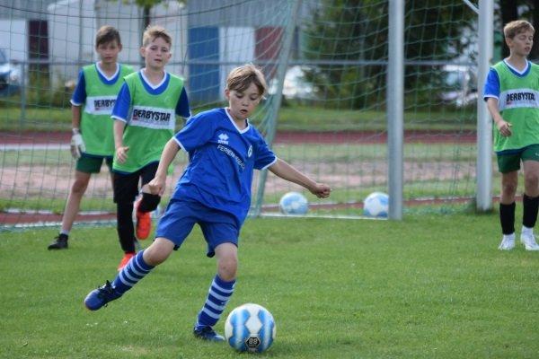 Fußball Kind