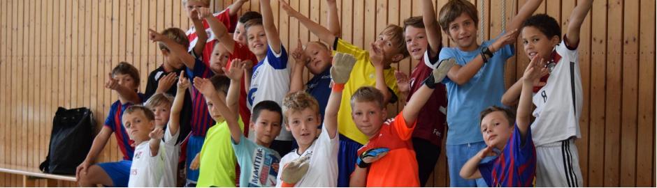Kinderferienlager mit Spaß und Action