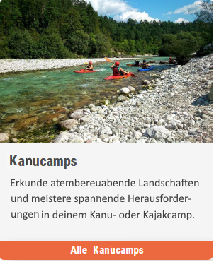 Kanucamps Kinder