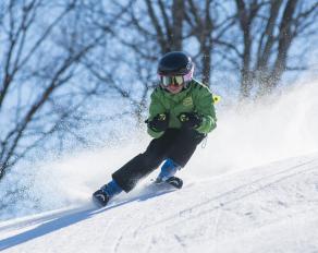 Feriencamps in der Schweiz - Skifahren