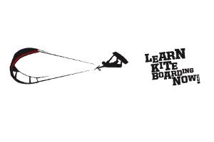 Learn Kiteboarding Now Logo
