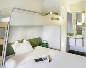 Zimmer London IBIS Hotel