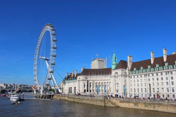 Schülersprachreise London - London Eye