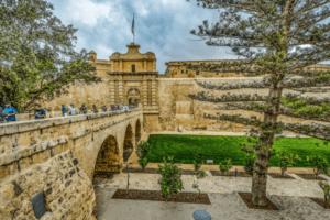 Die historische Stadt Mdina ist ein beliebtes Ziel bei Urlaubern