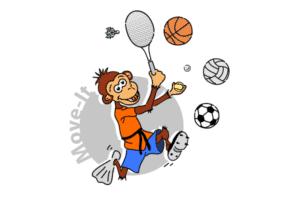 Move-It Sportcamps Logo