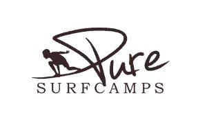 Pure Surfcamps Logo