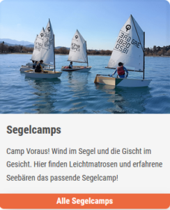 Segelcamps Kinder