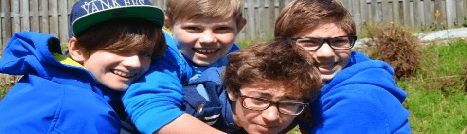 Herbstcamps für Kinder und Jugendliche