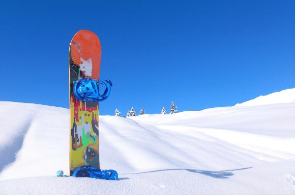 Snowboard Camp für Kinder und Jugendliche