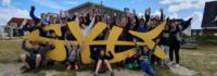 Gruppenfoto auf Sylt