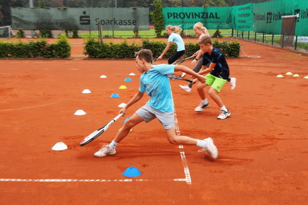 Lerne den richtigen Stopp im Tennisurlaub