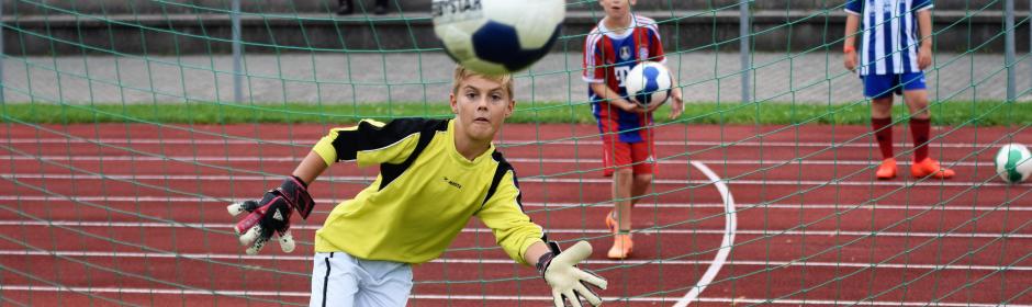 Sport für Kinder in den Ferien