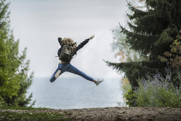 Kinder und Jugendliche auf Abenteuerreise im Adventure Camp