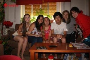 Gastfamilie in Salamanca