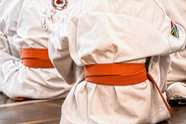 Karate ist ein super Kampfsport für Kinder