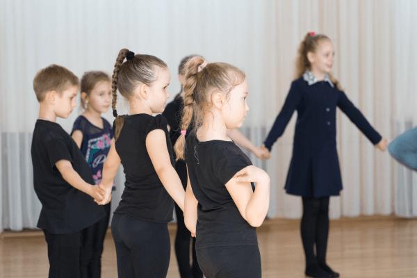 Tanzen verbindet Menschen
