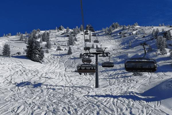 Skilift Zillertal